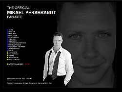 The Official Mikael Persbrandt Fan-Site